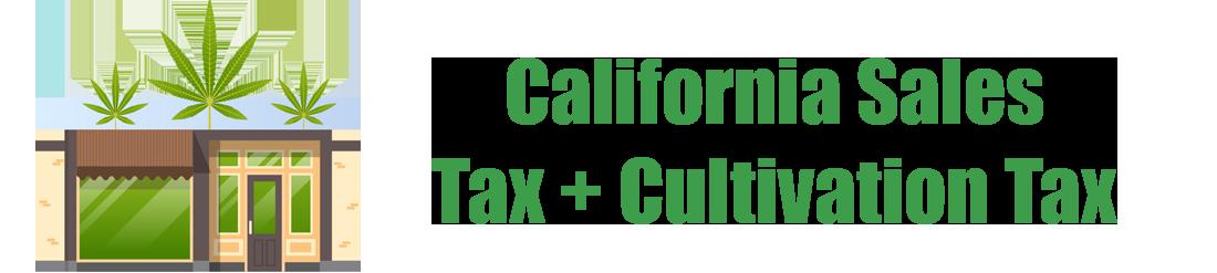 California cannabis sales tax