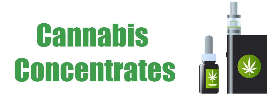 cannabis concentrate vape