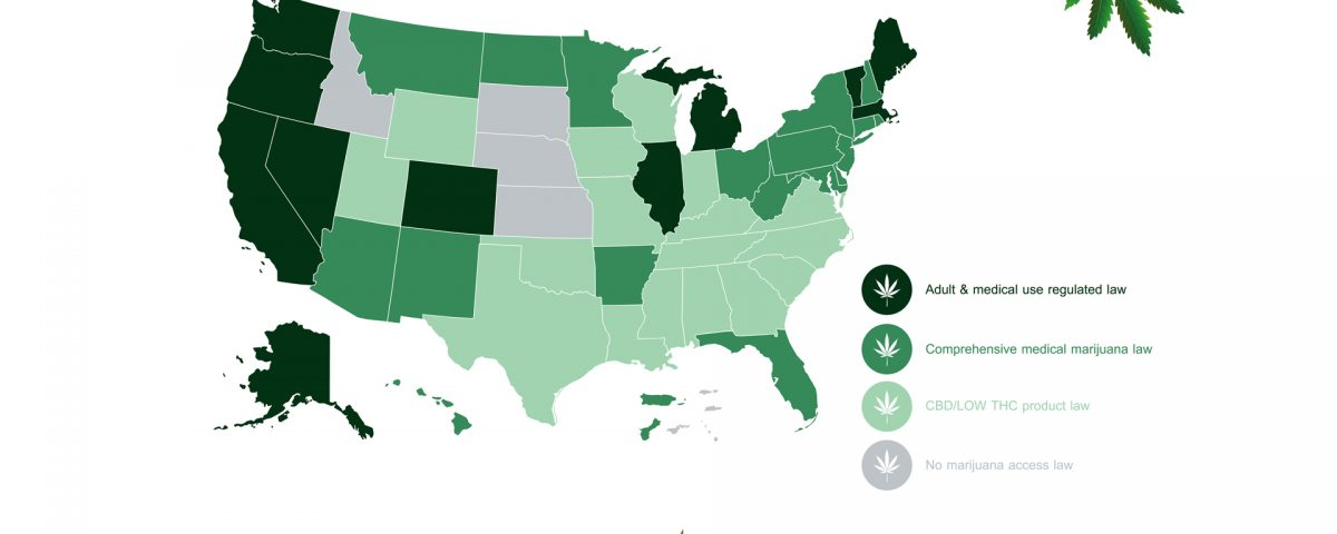states cannabis is legal in 2020