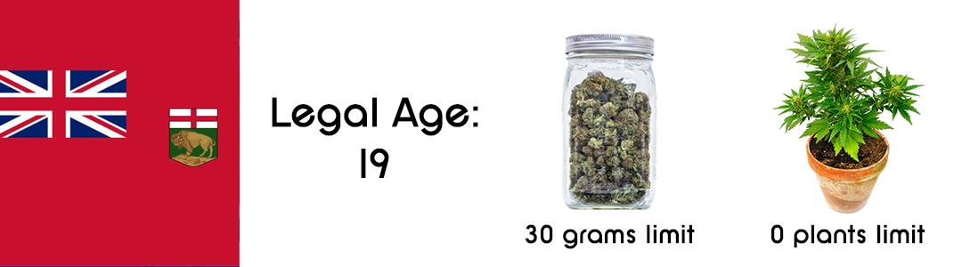 Manitoba cannabis laws