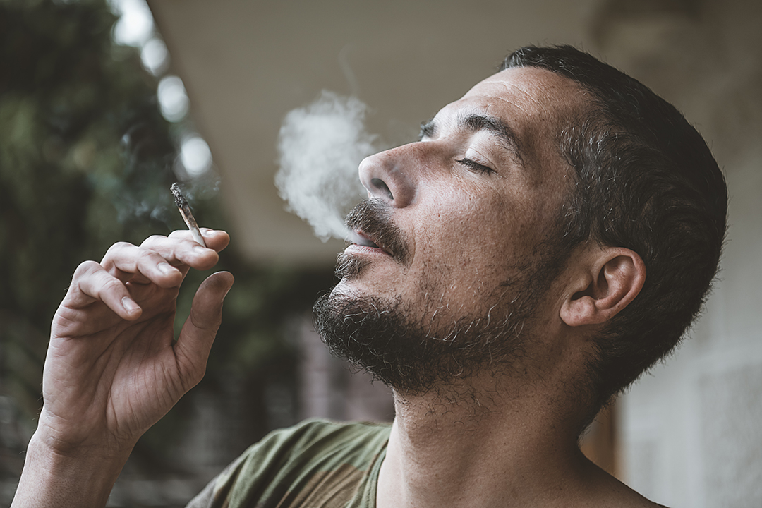cannabis benefit eases anxiety
