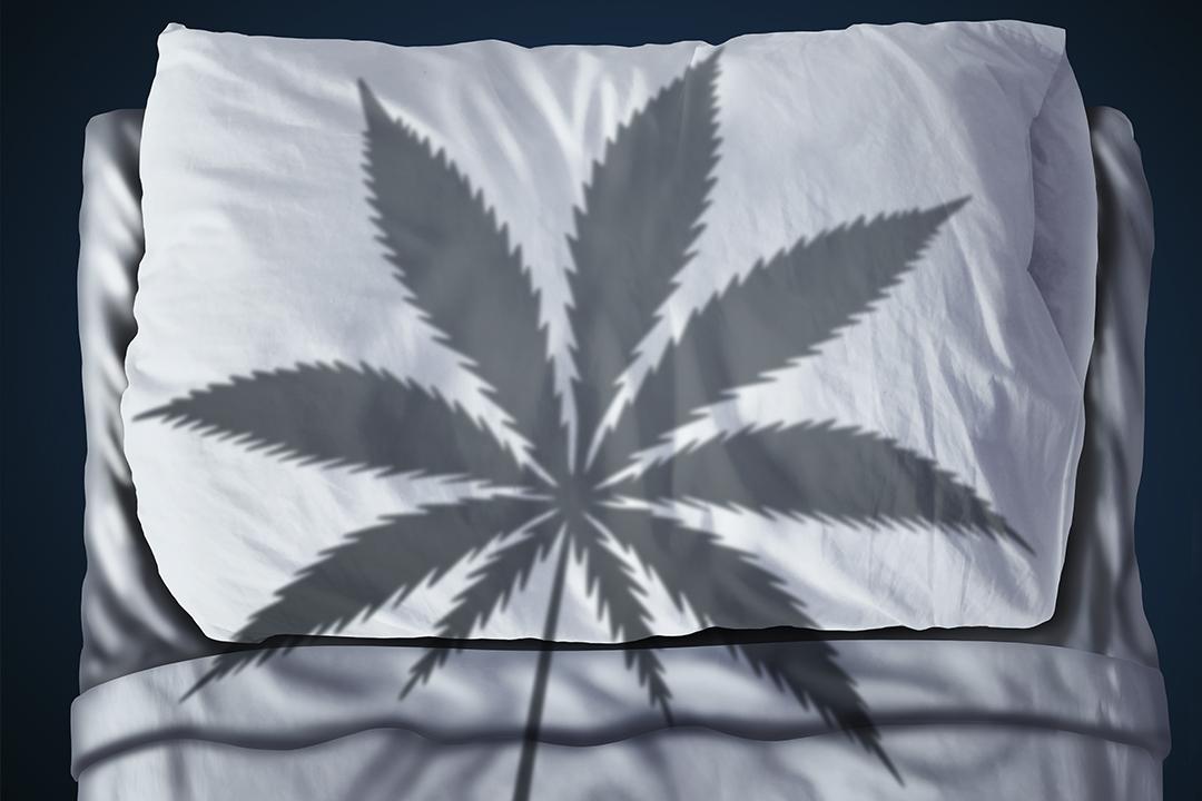 marijuana benefit sleep