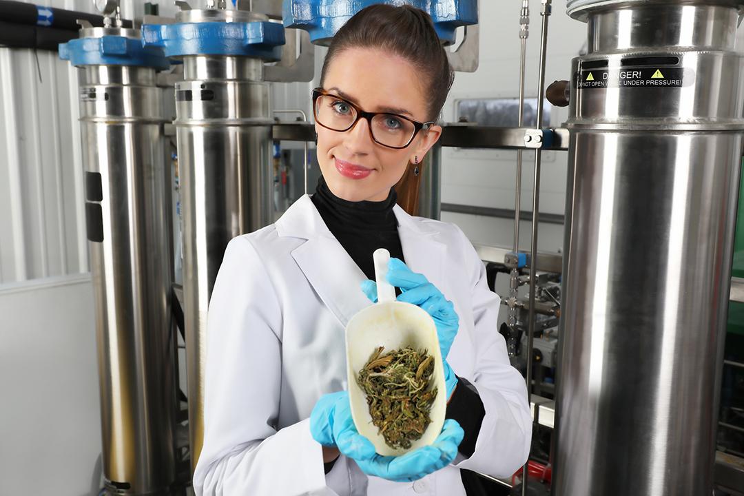 how to make cannabis distillate