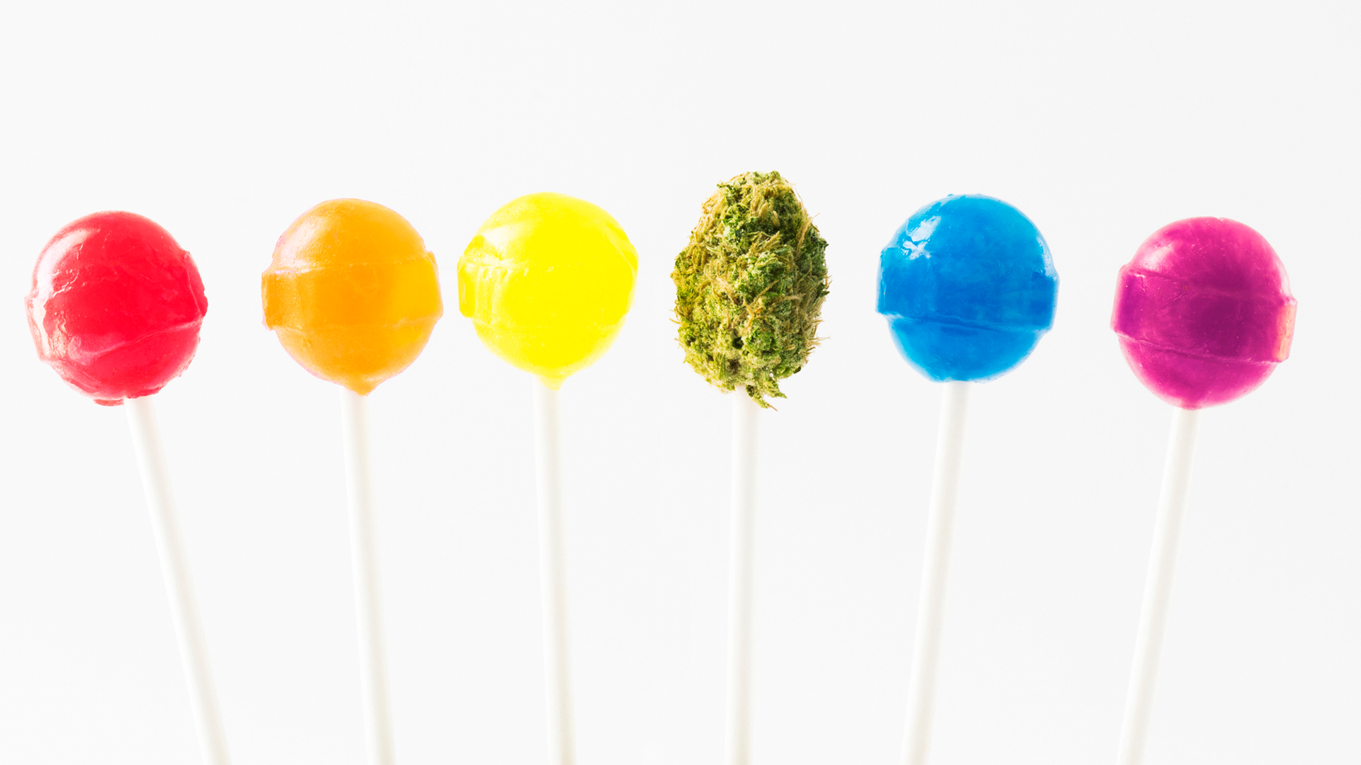thc infused lolipops