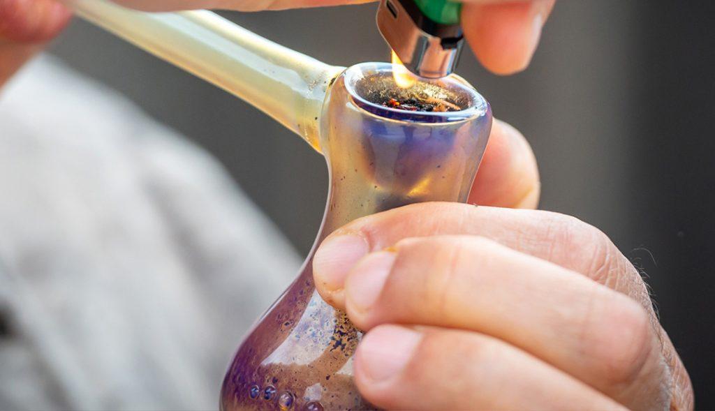 bubbler pipe