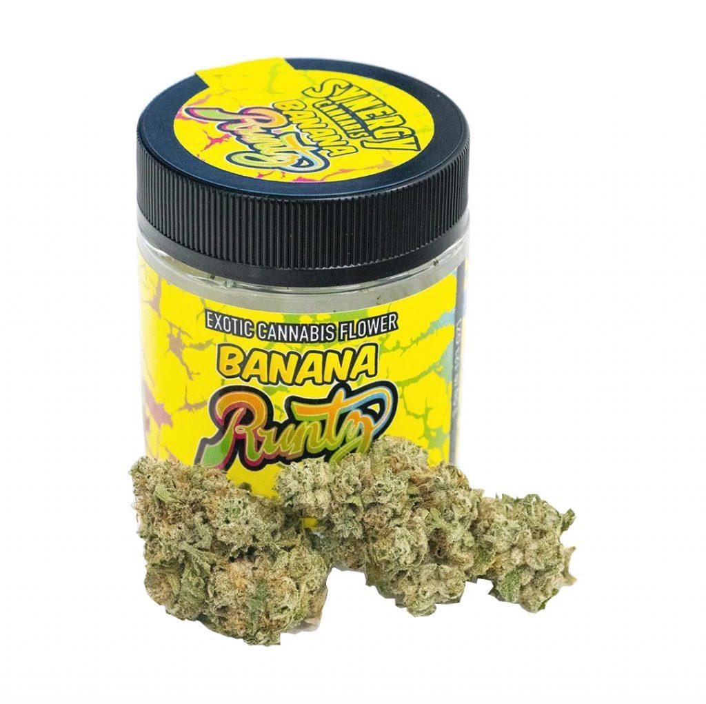 runtz banana weed