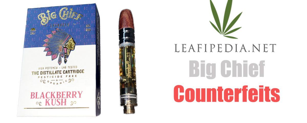 big chief carts counterfeits
